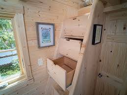 Small Picture Gorgeous 172 Square Foot Tiny House With Great Use Of Space