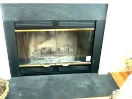 best gas fireplace glass cleaner theparrots info