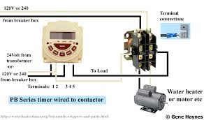contactors within double pole contactor wiring diagram mihella me Light Switch Single Pole Wiring Diagram at Double Pole Contactor Wiring Diagram