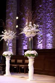 ... Stunning Table Centerpiece Decoration Using Flowers For Tall Vases :  Good Looking Decoration For Wedding Table ...