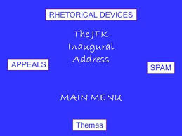 john fitzgerald kennedy jfk ldquo inaugural address rdquo ppt video the jfk inaugural address