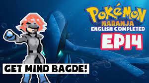https://youtu.be/SWX9anhWX_o Pokemon Naranja English Completed  Pokemonerdotcom EP14