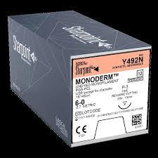 Sharpoint Plus Monoderm Suture P 3 Prc Needle
