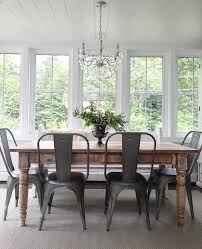 kindred vine farmhouse style metal farmhouse chairs metal dining room chairs industrial metal