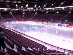 Vancouver Canucks Seating Chart View Rogers Arena Seat Views Section By Section