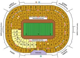 79 Particular Notre Dame Joyce Center Seating Chart