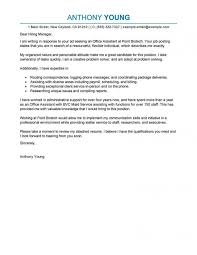 Cover Letter Sample Office Assistant