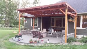 free standing lean to patio cover. Fine Patio Finished Cover Large And Free Standing Lean To Patio Cover A