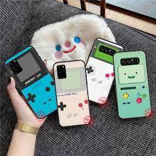Ốp điện thoại hình máy chơi game cho Samsung S20 Ultra Note 8 9 10 Plus  Lite tại Nước ngoài