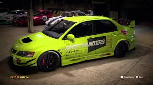 mitsubishi lancer custom. need for speed my custom mitsubishi lancer ix mredition 2008 youtube