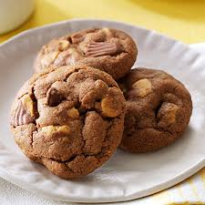 peanut butter chocolate cookies. Interesting Peanut To Peanut Butter Chocolate Cookies T