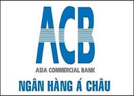 Kết quả hình ảnh cho logo ngân hàng acb