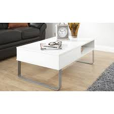 aspen lift up coffee table tea split level top table w large