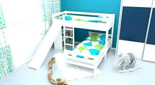 bunk bed with slide and tent. Loft Beds With Slide Epic Bunk Tents And Slides New . Bed Tent