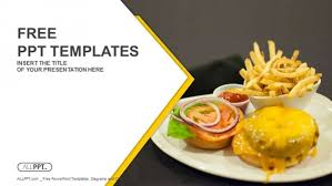 Free Food Powerpoint Templates Ppt Food Templates Magdalene Project Org