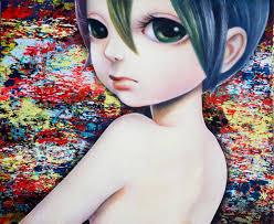 yosuke ueno painting summer