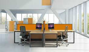 office workstation design. Nothing Increases Morale Better Than A Design Where Hierarchy Is Not Inherent In The Design. Shared Work Desks Office Workstation E