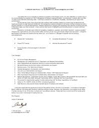 current cover letter  amp  resume