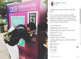 How To Get Free Money From Vending Machine Delectable UPDATE Vending Machine Stunt By Mystery Brand CirclesLife Draws