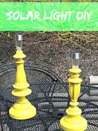 diy solar lights solar light diy outdoor lighting