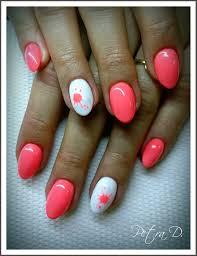 Gelové Nehty Inspirace č101 Magic Nails Gelové Nehty