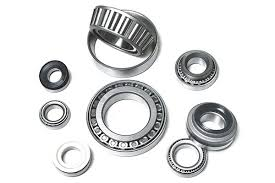 tapered roller bearing application. as the name implies, rolling elements and raceways (of outer inner rings) of these bearing are made with a tapered profile. roller application