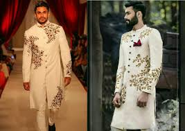 Groom Sherwani Latest Design Latest Wedding Designer Sherwanis For Groom Styling Ideas
