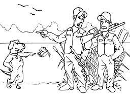 Small Picture Dog Hunting Protest to Hunter Coloring Pages Coloring Sky