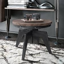 dayton industrial grey coffee table from armen living coleman furniture