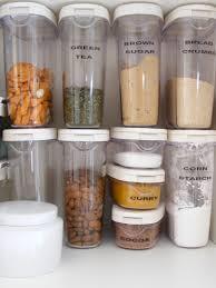 Kitchen Cupboard Storage Kitchen Storage Containers Navtejkohlimdus