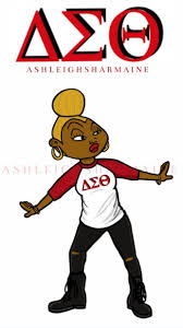 thirty 90s cartoon characters reimagined as members of black fraternities and sororities dijonay from proud family