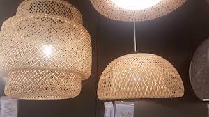 Ikea Rattan Light