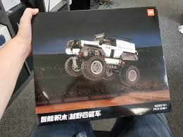 Design Your Own Truck For Fun Xiaomi Mitu Offroad Truck Remote Controlled Kit With 1 500