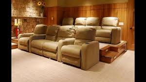 Home Theater Room Seating Ideas Youtube For