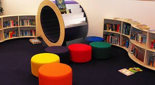 furniture for libraries. Colored Library Furniture Ideas For Libraries T