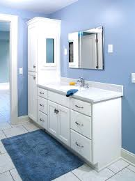 bathroom vanities dayton ohio. Bathroom Vanity And Linen Cabinet Renaysha Tall Vanities Dayton Ohio