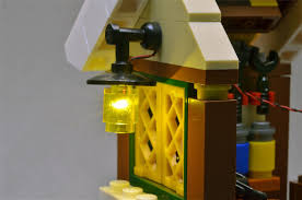 lego lighting. Brickstuff Lighting Effect Starter Kit For LEGO® Models (TREE03) Lego L