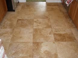 Laying Travertine Tile