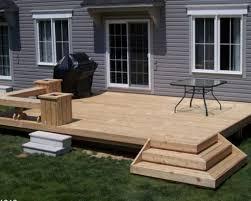simple wood patio designs. Backyard Deck Designs Plans Simple Wood Patio Backit 1000 Ideas About E