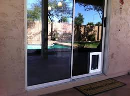 sliding glass dog doors in phoenix