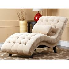 Ivory Living Room Furniture Furniture Modern Ivory Tufted Chaise Bench With Pillow Tufted
