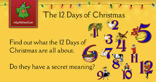 The 12 Days of Christmas -- Christmas Customs and Traditions ...
