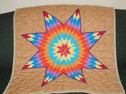 Granby Public Libraries: Native American Quilt Program & Native American Quilt Program.