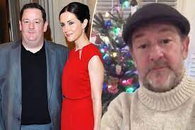 It was first broadcast on itv on 3 september 2011. Johnny Vegas And Ex Wife Maia Dunphy Spend Christmas Together Months After Split Mirror Online