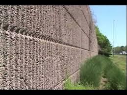 sound barrier walls. VDOT: Noise Barrier Walls Sound G
