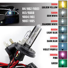 h4 h13 9004 9007 hid kit common problems hi low beam reverse two 35w 55w xenon replacement light bulb for h4 9007 h13 9004 hi lo hid
