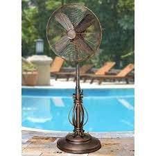 outdoor pedestal fans waterproof australia