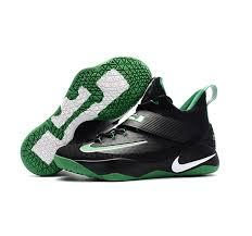 lebron shoes 2017. 2017 lebron soldier 11 shoes black green