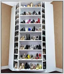 rotating closet best revolving shoe rack for home design