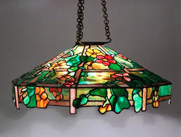 tiffany chandelier stained glass pictures
